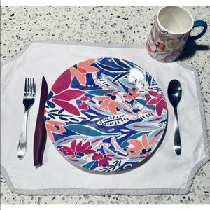 Serena and Lily placemats. Set of 4